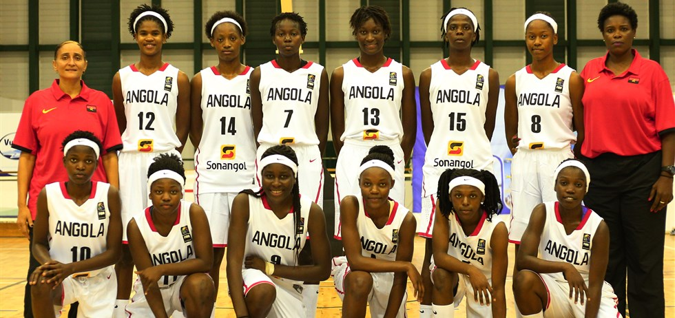 Afrobasket U16 Angola