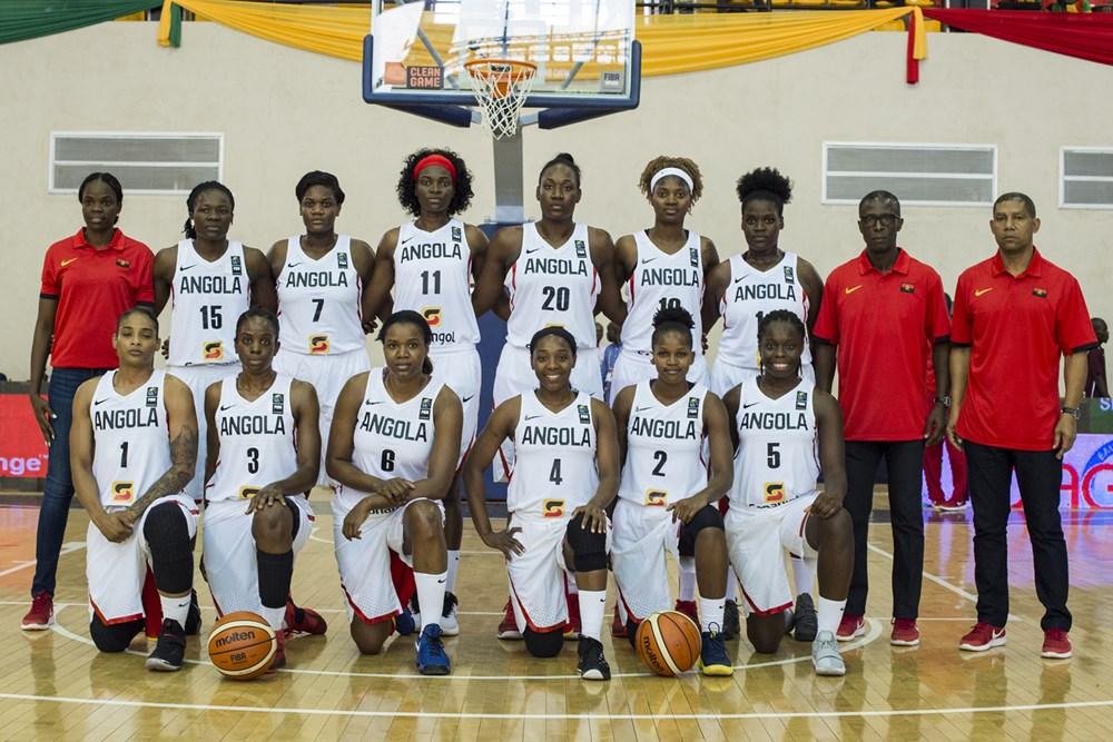 Angola-Afrobasket