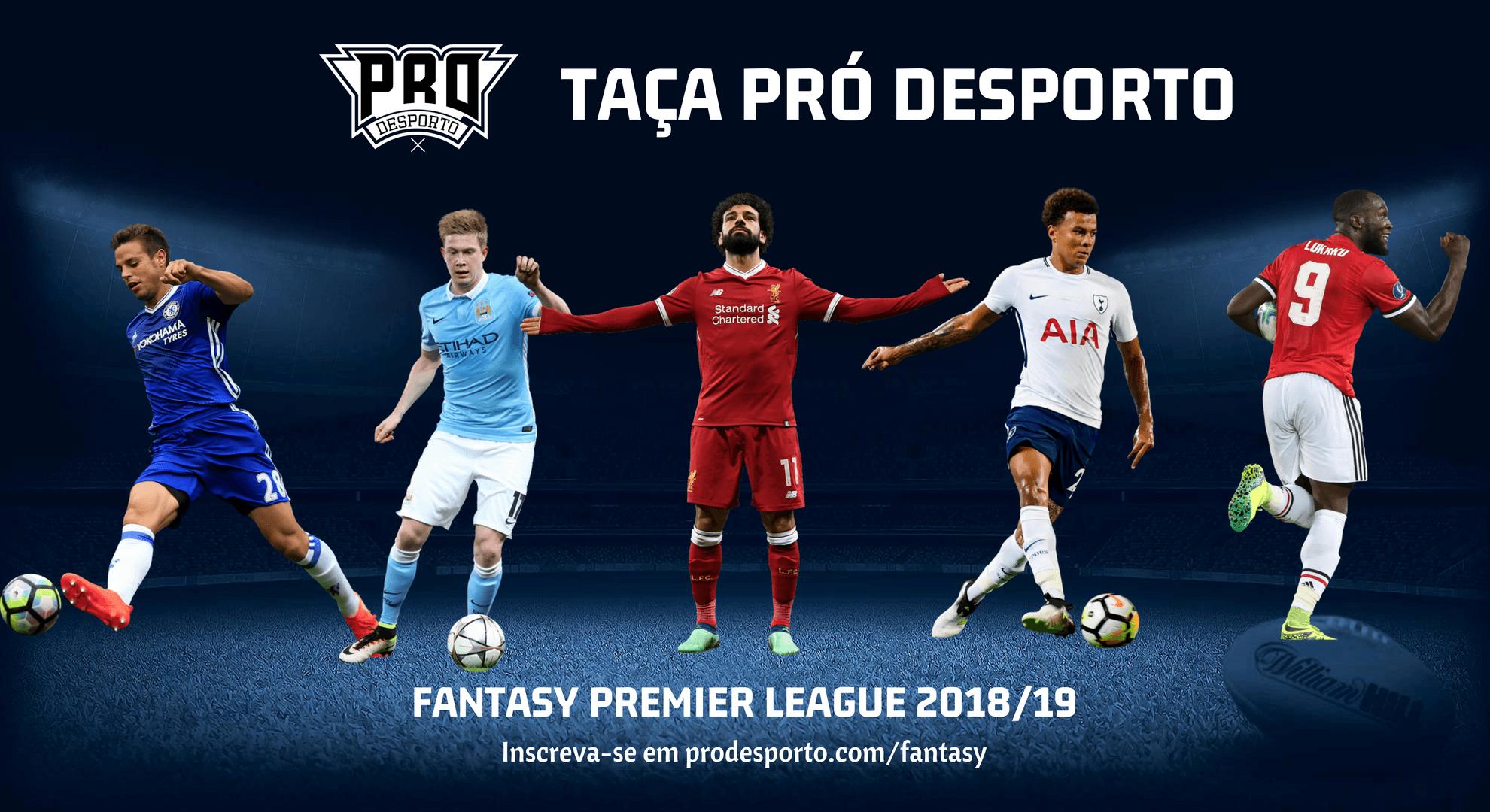 14++ Premier League Taça
