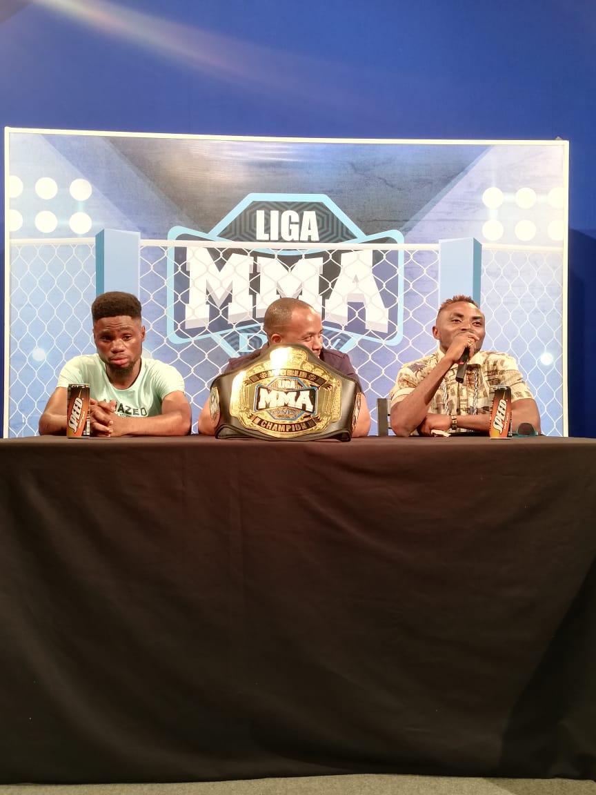 Liga MMA DStv